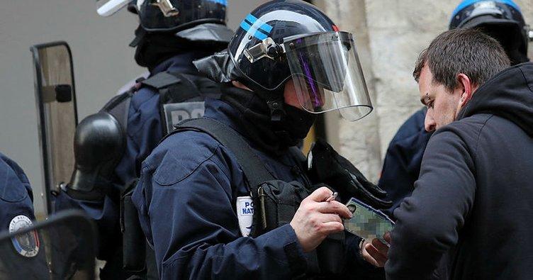 Sarı yelekliler eylemlerinde tepki çeken 'polis şiddeti'