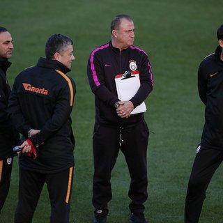 Galatasaray'da Falcao ve Andone sakatlanınca...