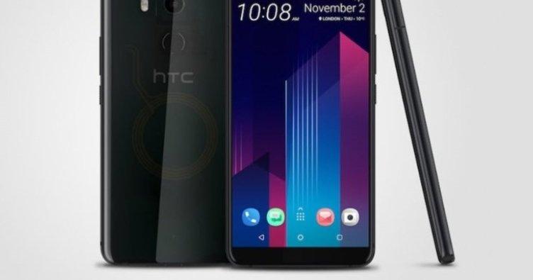 HTC U11+ resmen duyuruldu. İşte fiyatı ve özellikleri!
