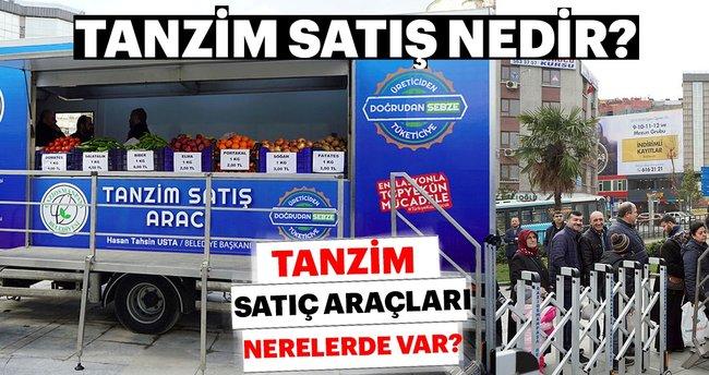 Tanzim Satış: Tanzim Satış Nedir Ve Araçları Nerelerde Var? İstanbul