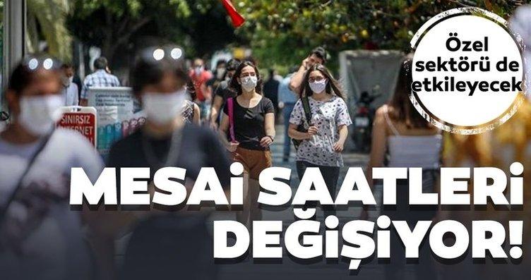 Son Dakika Haberi: İstanbul Valisi Ali Yerlikaya'dan kademeli mesai saatleri açıklaması! Kamu ve özel sektörde yeni mesai saatleri nasıl olacak?