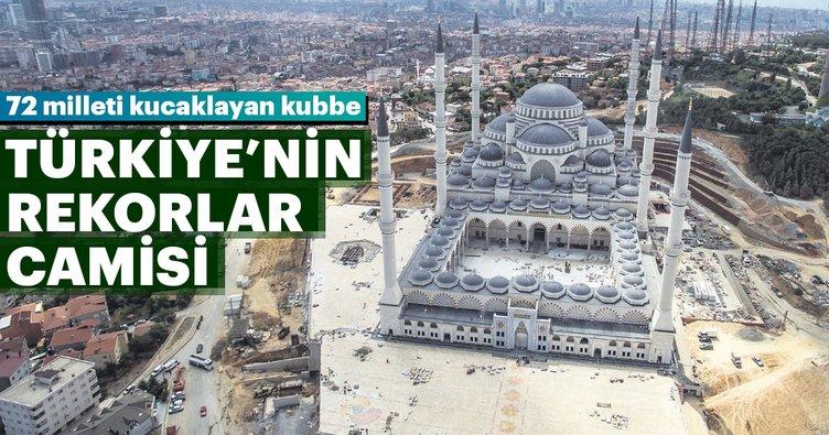 Türkiye'nin rekorlar camisi