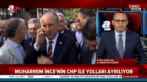 Son dakika haberi: Muharrem İnce neden CHP'den ayrılıyor? Muharrem İnce'nin yeni partiyi ne zaman kuracağı belli oldu   Video