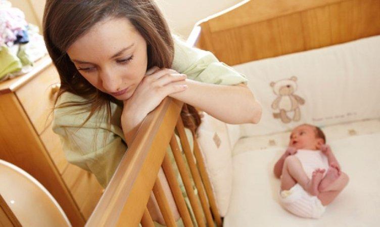 Bebeğinizi böyle uyutmayın!