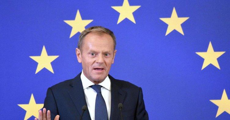Tusk: Bugün bir taslak sunulmazsa Brexit anlaşması olmayacak