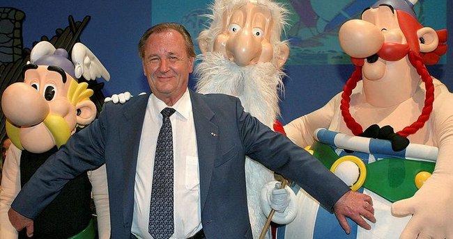 Asteriks'in babası Albert Uderzo öldü