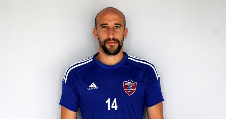 Kardemir Karabükspor'da Latovlevici 4 hafta yok