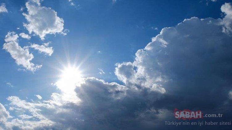 Meteoroloji'den son dakika hava durumu açıklaması! Bayramda havalar nasıl olacak?