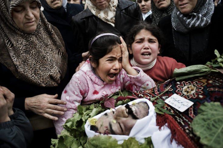 Dünya Basın Fotoğrafları Ödüllü fotoğraflar
