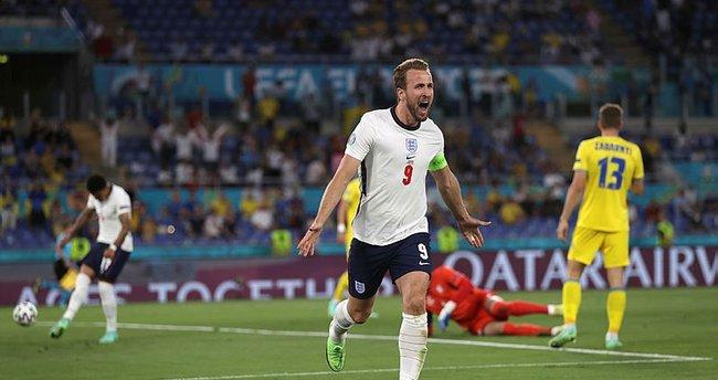 EURO 2020'de son yarı finalist belli oluyor! Ukrayna-İngiltere (CANLI)