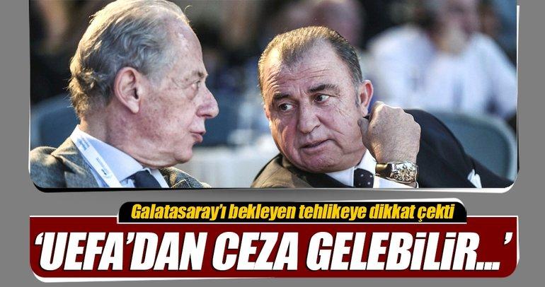 Faruk Süren: Galatasaray'a transfer yasağı gelebilir