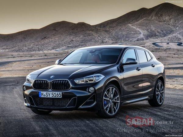 2019 BMW X2 M35i resmen tanıtıldı! BMW X2 M35i hakkında her şey