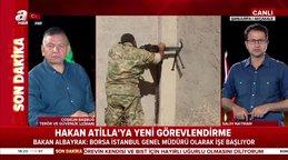 Borsa İstanbul'un yeni Genel Müdürü Hakan Atilla oldu