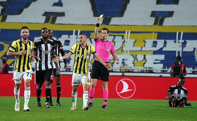İşte Fenerbahçe-Beşiktaş derbisinin tartışılan pozisyonları!