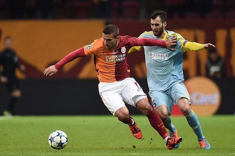 Podolski'den olay açıklama