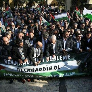 Türkiye'nin kalbi Kudüs için attı