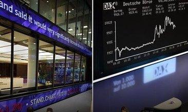 Avrupa borsaları sert satışlarla açıldı