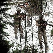 Karadeniz'de PKK'lı avı sürüyor... Asker 'Kawa' ve 'Aras'ın peşinde!