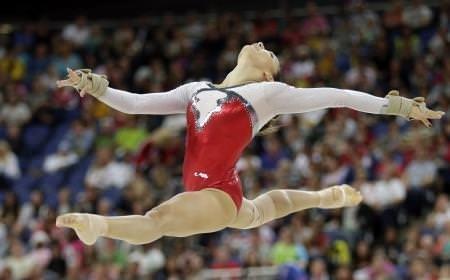 Olimpiyatlardan ilginç kareler