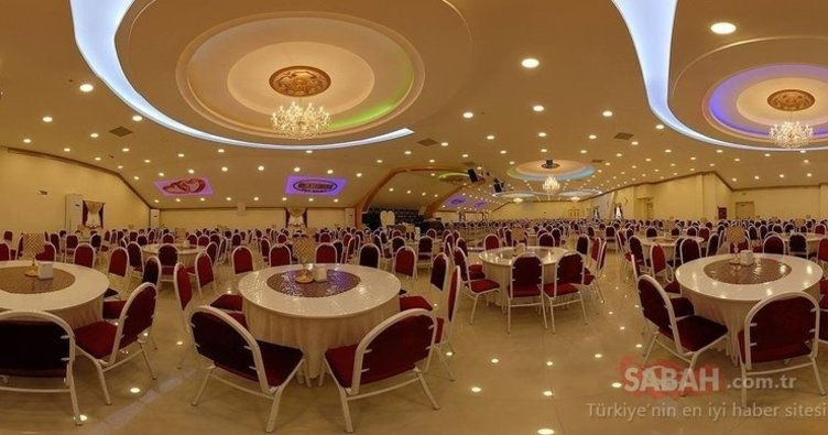 Nişan ve düğün salonları açılacak mı? Düğün salonları ne zaman açılacak?