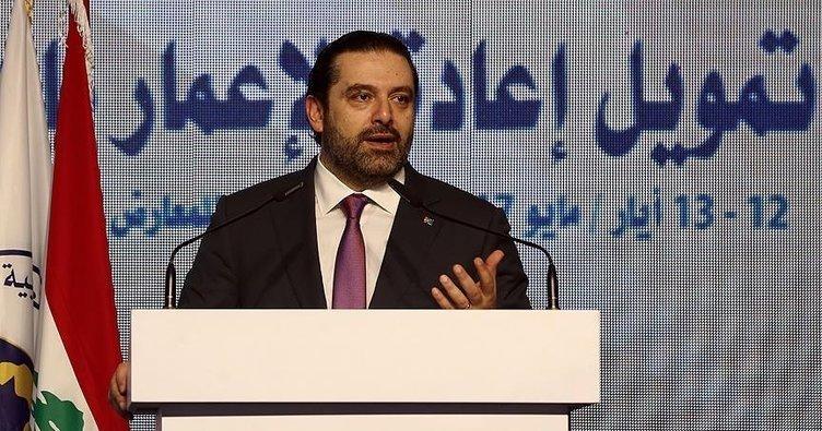 Hariri'den flaş açıklama: 2 gün içinde Lübnan'dayım