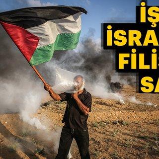 Son dakika: İşgalci İsrail yine saldırdı... Şehitler var