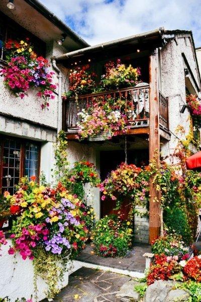 En g zel balkon ve bah e i ekleri sayfa 1 galeri for Scenery wallpaper for home uk