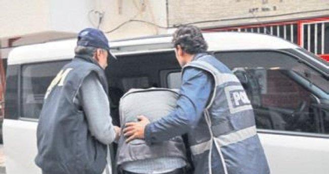 Terör üyesi 9 kişi gözaltına alındı