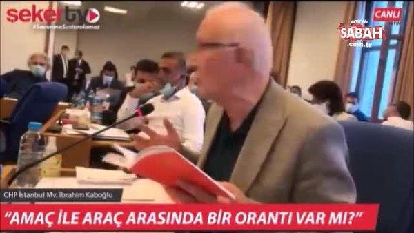 CHP'li Kaboğlu, şimdi de Diyanet İşleri Başkanı'nı hedef aldı! | Video