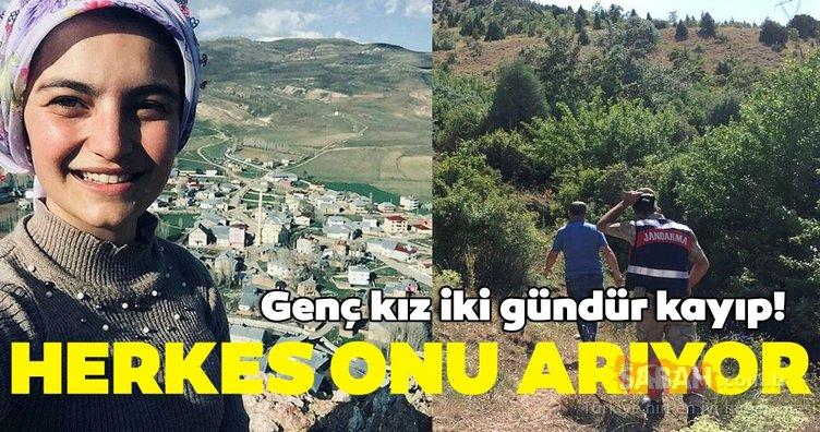 Son dakika gelişmesi: Bayburt'ta aranan genç kız Melike Erdoğan'a iki gündür ulaşılamıyor..