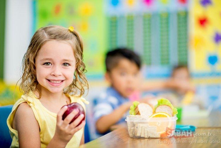 Çocukların bağışıklık sistemi bu besinlerle artıyor!