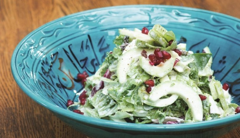 Kabaklı salata