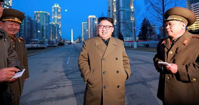Kuzey Kore'den yeni hamle! Bu kez bunu denedi