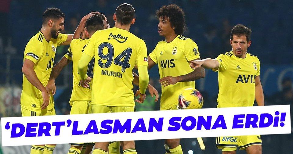 Çaykur Rizespor 1 - 2 Fenerbahçe   MAÇ ÖZETİ