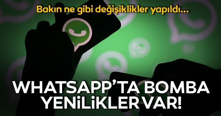 WhatsApp güncellendi! WhatsApp'ta karanlık modun adı değişti, profil resminde de değişiklikler var...