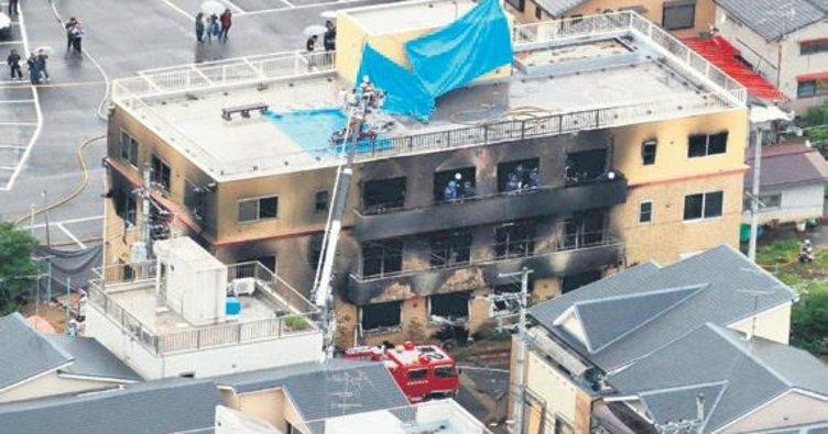 Japonya'da kundaklama dehşeti: 23 ölü