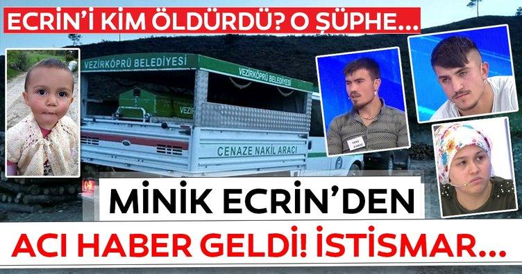 Son dakika haberi: Ecrin Kurnaz'ı kim öldürdü? Müge Anlı'da Ecrin'in ölümü ile ilgili flaş gelişme!
