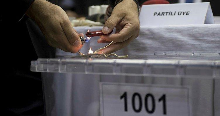 YSK'dan oy yüzdelerinin hesaplanmasına ilişkin genelge
