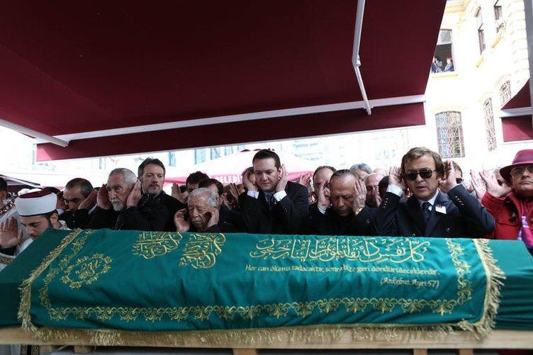 Metin Serezli'ye son görev