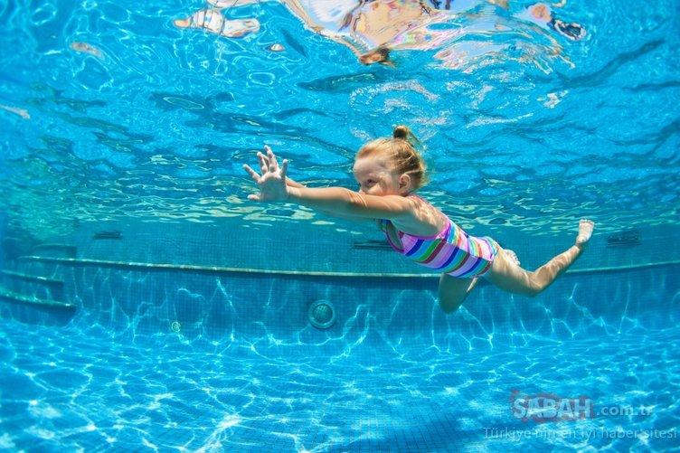 Yüzme havuzlarındaki aşırı klor o hastalığa sebep oluyor!