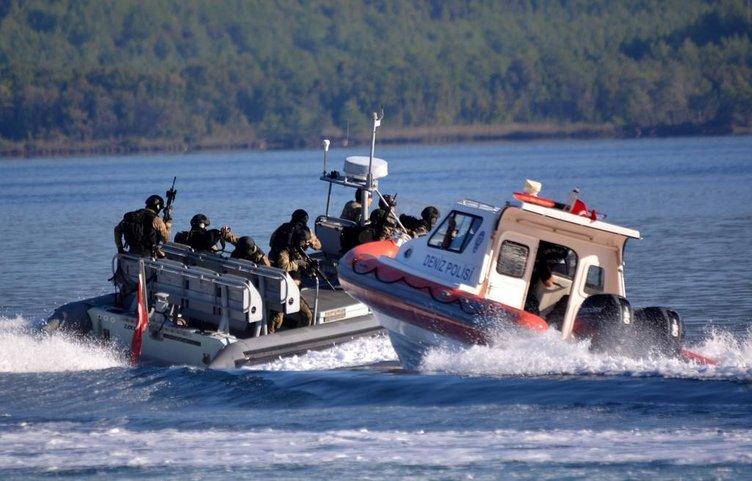 Deniz Kuvvetleri'nden çok uluslu tatbikat