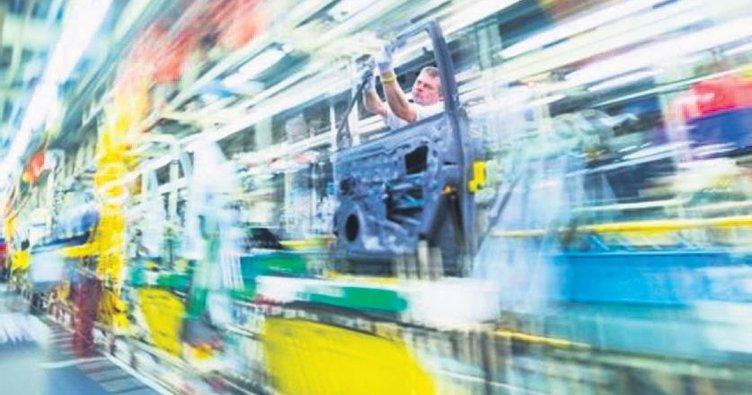 Global üretim 100 milyonu zorluyor