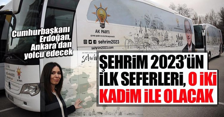 Şehrim 2023 Otobüsleri, Bursa ve Van'a doğru yola çıkıyor