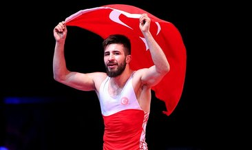 Son dakika: Süleyman Atlı'dan bronz madalya