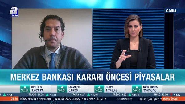 Mustafa Keskintürk: Nisan sonrası enflasyon belirgin şekilde düşebilir
