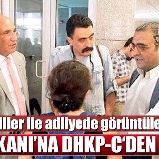 ÇHD Başkanı'na DHKP-C'den gözaltı