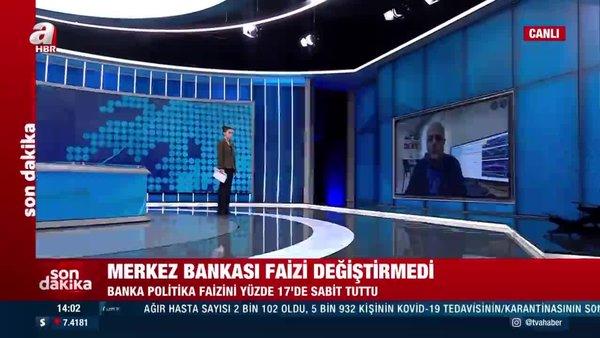 Son dakika!Merkez Bankası'nın faiz kararıbelli oldu | Video