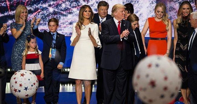 Donald Trump'ın eşi Melania'dan 'erkek muhabbeti' yorumu
