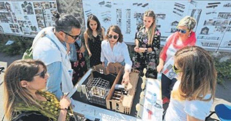 Üniversiteliler İzmir Elektrik Fabrikası'nı yeniden tasarladı