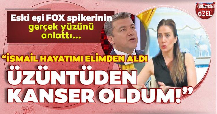 Eski eşi  Eda Demirci, Fox TV sunucusu İsmail Küçükkaya'nın gerçek yüzünü anlattı